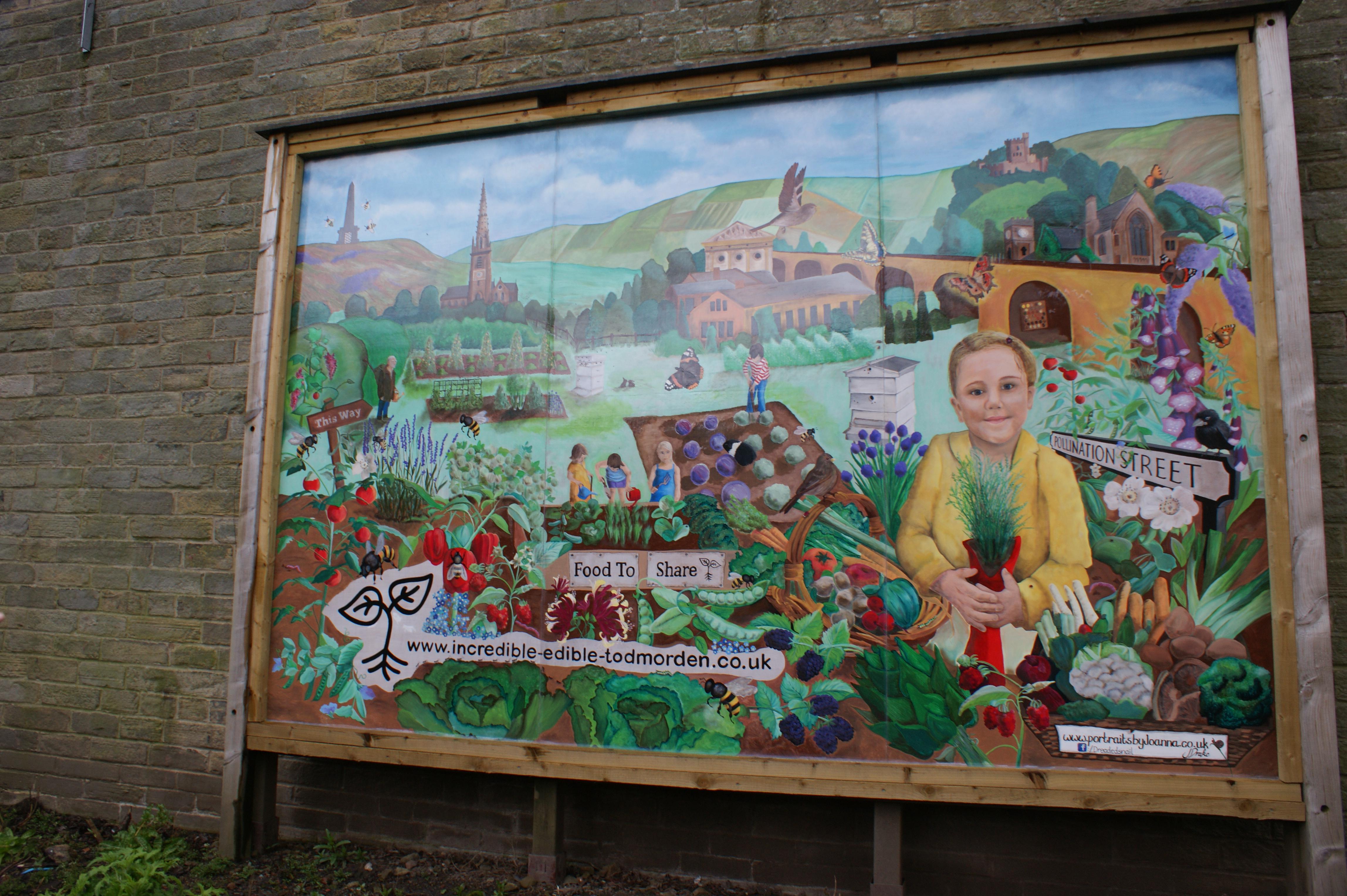 Aventuras em Todmorden | Parte 1