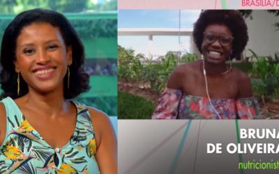 As PANC no programa Conexão | Novas formas de alimentação